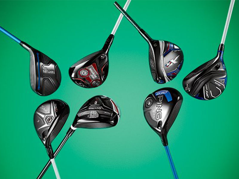 Golfer nên thử gậy trước khi mua để có thể chọn được loại gậy phù hợp