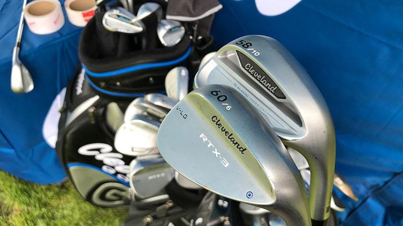 Cleverland với những bộ gậy golf rất được yêu thích