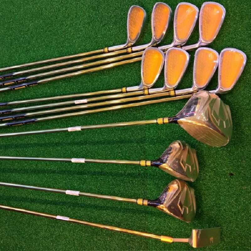 Dòng gậy golf Grand Prix với nhiều đặc tính ưu việt như dễ setup và làm chủ quỹ đạo bóng