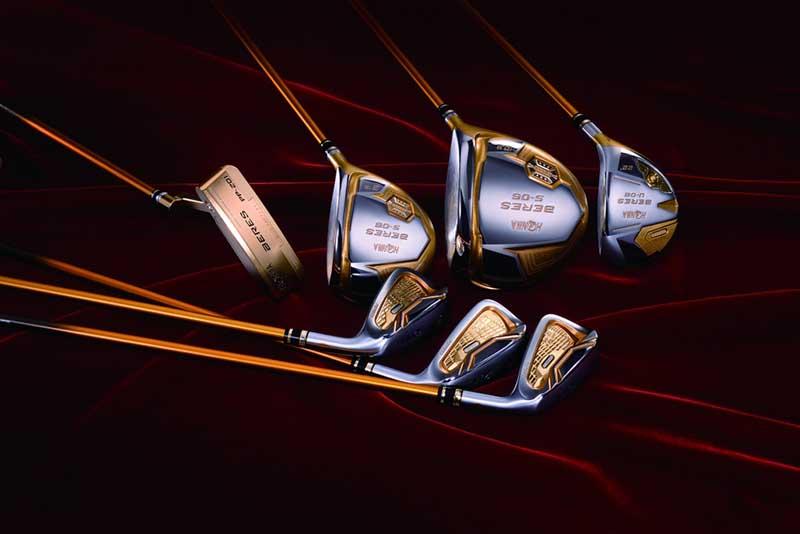 Gậy golf Honma có sự tích hợp của nhiều công nghệ hiện đại