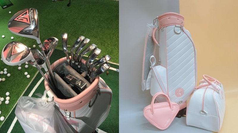 Bộ gậy golf Kenichi được nhiều người sử dụng