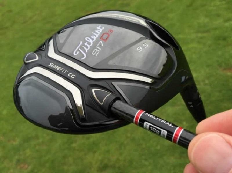 Mẫu gậy golf Titleist luôn mang đến cho người chơi những trải nghiệm mới mẻ nhất