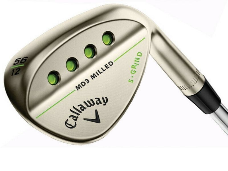 Callaway Mack Daddy 3 Wedge
