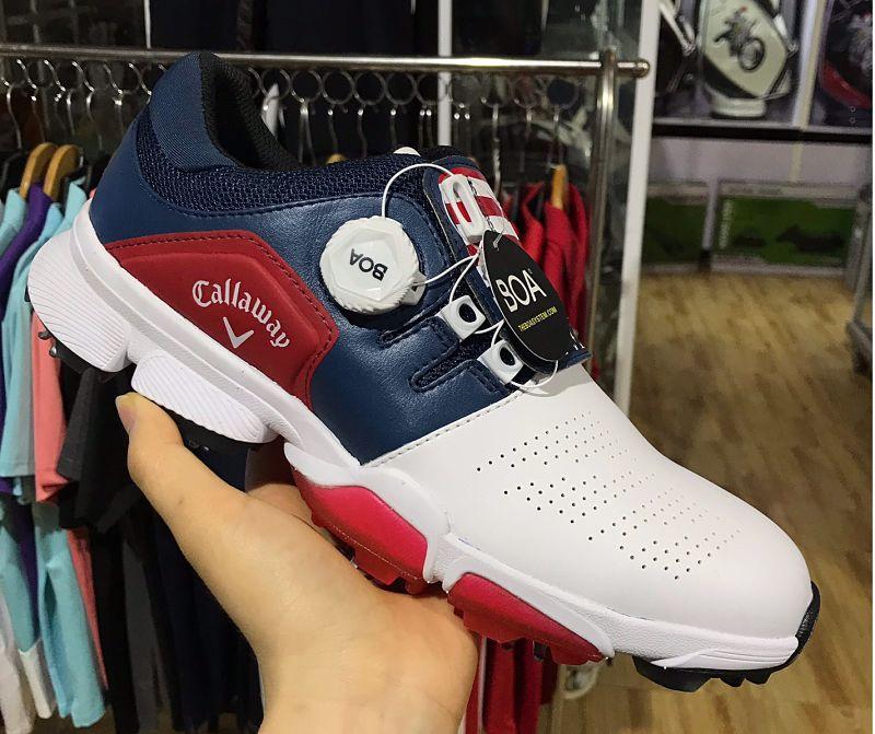 Callaway là thương hiệu giày golf khá nổi tiếng trên thế giới