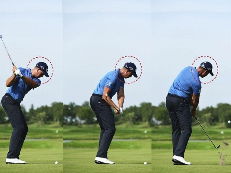 Khoảng cách đánh gậy golf được quyết định bởi nhiều yếu tố khác nhau