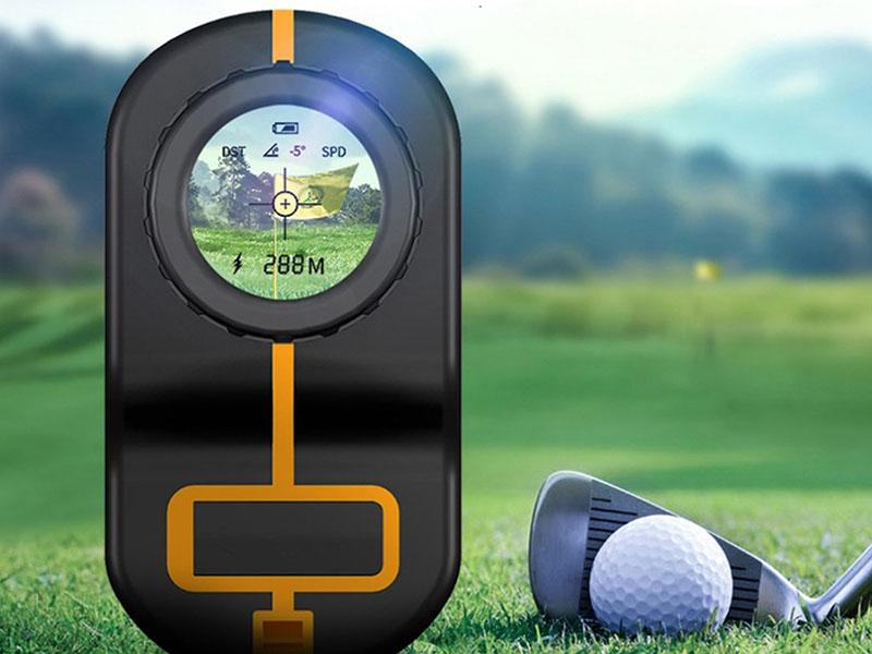 Máy đo khoảng cách golf đang ngày càng được ưa chuộng
