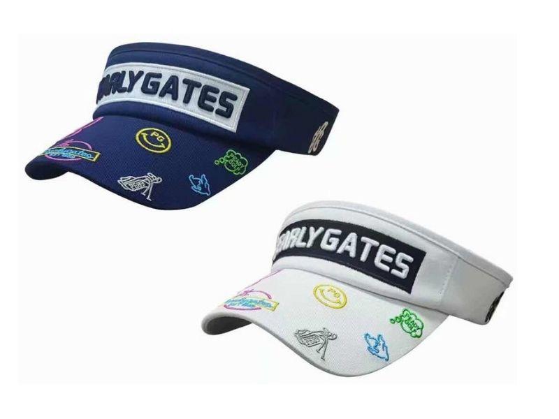 Mũ golf được hầu hết người chơi sử dụng khi tập luyện hay thi đấu