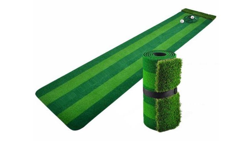 Thảm tập giúp golfer cải thiện tốt kỹ năng Putting