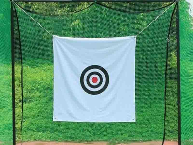 Tâm phát bóng golf được thiết kế như các loại tâm tập bắn
