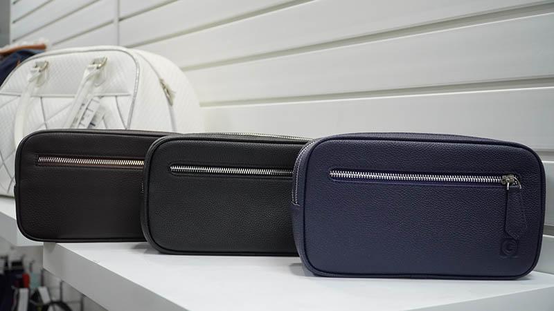 Túi golf cầm tay 5 sao đựng được nhiều đồ dùng cá nhân