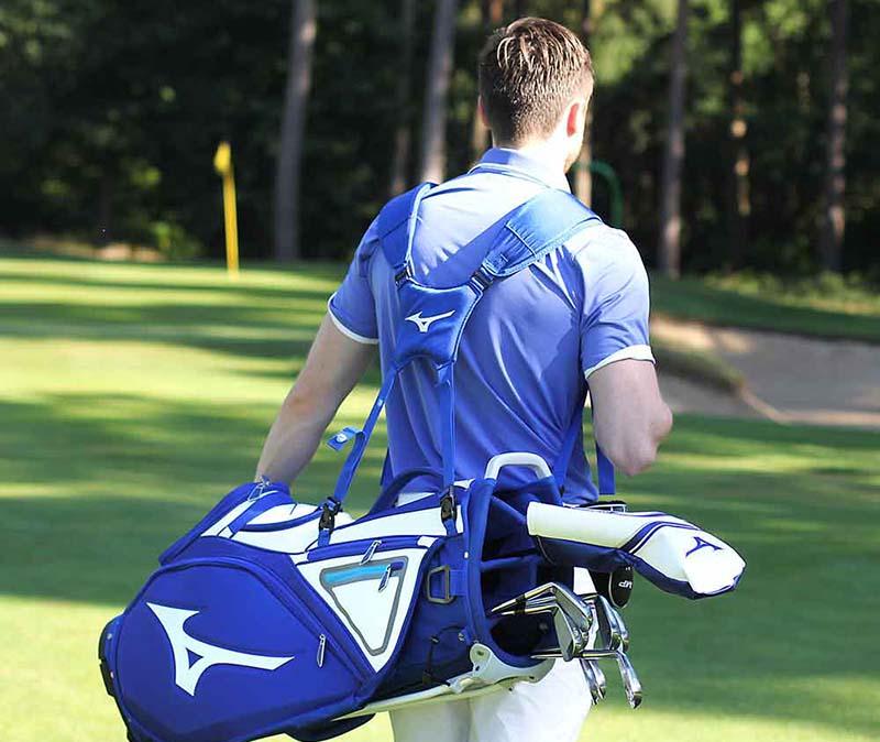 Túi đựng gậy golf Mizuno