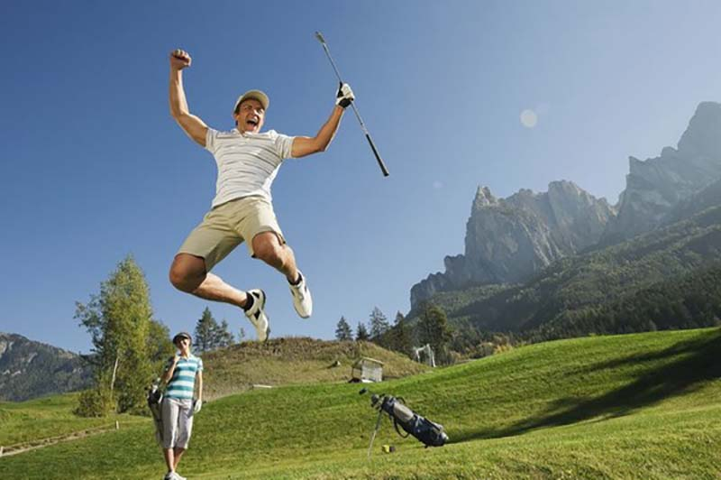 Rất khó để các golfer mới nhập môn đạt được điểm Albatross