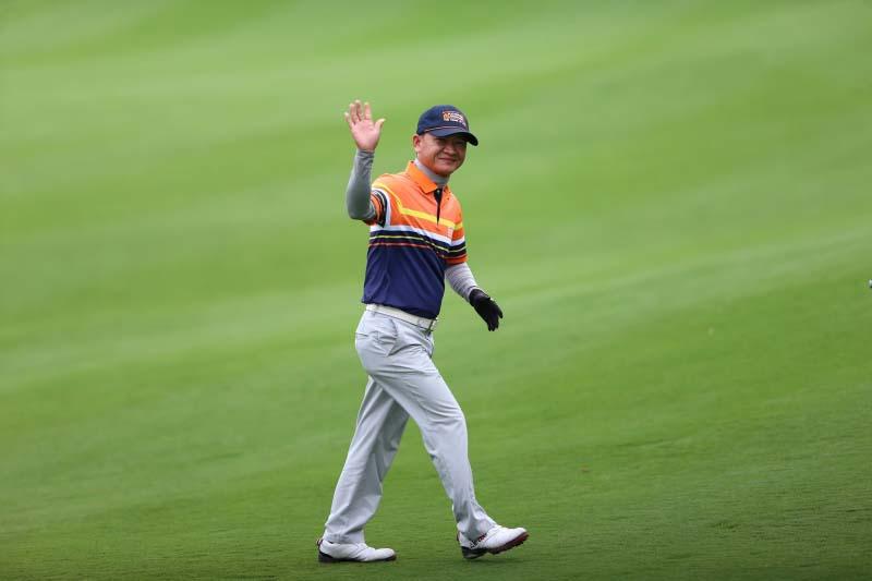 Golf thủ Đỗ Anh Đức giành giải best gross trong giải ECCO Golf Tournament 2019