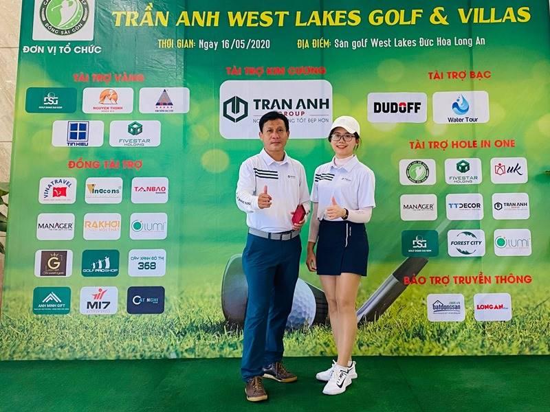 Golfgroup đã đồng hành cùng nhiều giải golf Việt uy tín