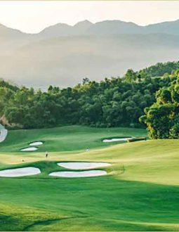 Sân golf Hilltop Valley - Hoà Bình