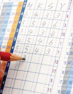 Điểm net trong golf thường được tính theo công thức chung