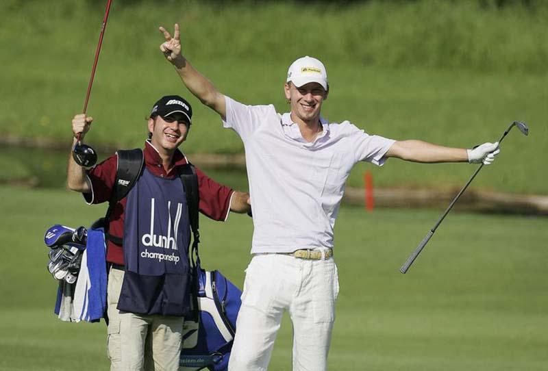 Golf thủ Anh Minh ghi Albatross tại hố 13, Par 5