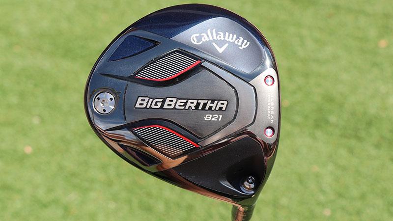 Dòng sản phẩm gậy Callaway Big Bertha