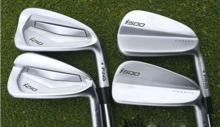 Ping i500 là mẫu gậy sắt rất được lòng golf thủ