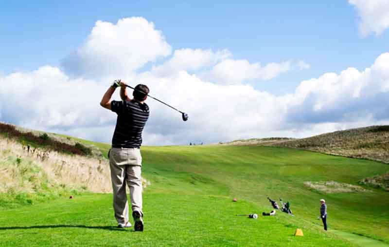 Có nhiều yếu tố chi phối giá Green Fee của một sân golf