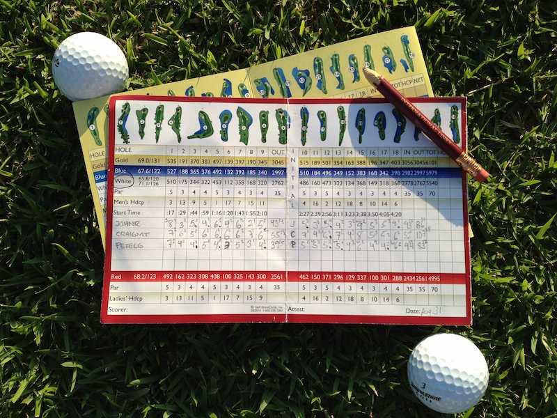 Kép trong golf có vai trò rất quan trọng đôi với một golfer chuyên nghiệp