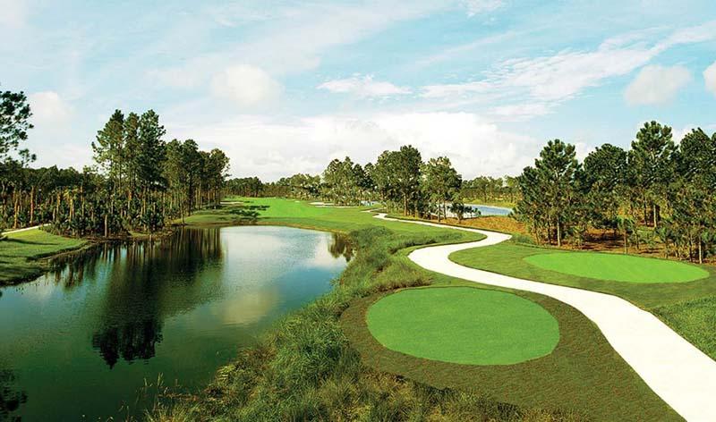 Sân golf Củ Chi - Léman Golf