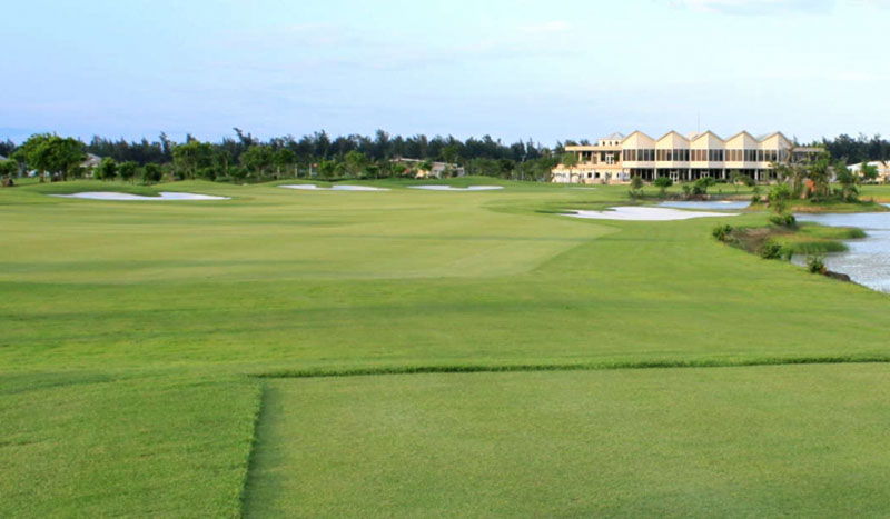 Sân Golf Cửa Lò - Điểm đến hấp dẫn của du khách