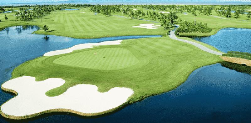 Review chi tiết sân golf Đồ Sơn