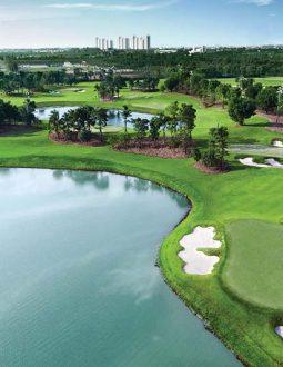 Sân golf Ecopark - địa chỉ chơi golf hàng đầu miền Bắc