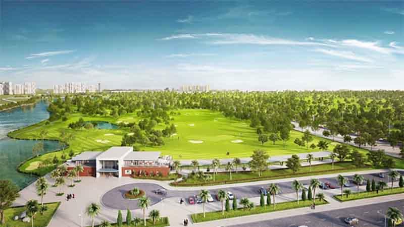 Tại đây có nhiều khoá học golf đáp ứng đầy đủ yêu cầu của học viên