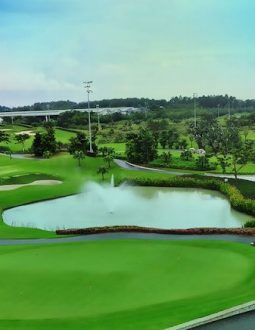 Hình ảnh sân golf Phú Mỹ