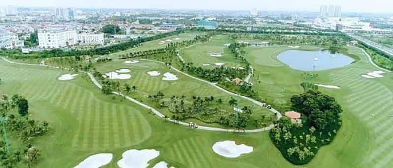 Sân golf Quận 9 là địa chỉ tổ chức nhiều giải đấu lớn nhỏ
