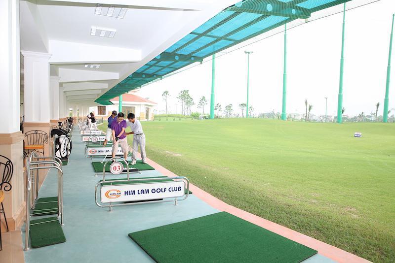 Sân Him Lam - địa chỉ yêu thích của golfer khu vực TP. Hồ Chí Minh