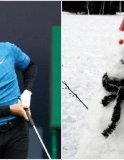 Snowman trong golf là gì? - Đây là thuật ngữ thường chỉ cú đánh bóng hỏng trong golf
