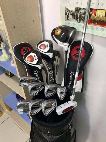 Taylormade R11 giúp golfer có được cú đánh hiệu quả nhất