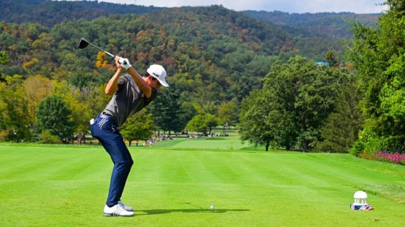 Gậy golf Nhật khá phù hợp với thể trạng của người dân Việt Nam