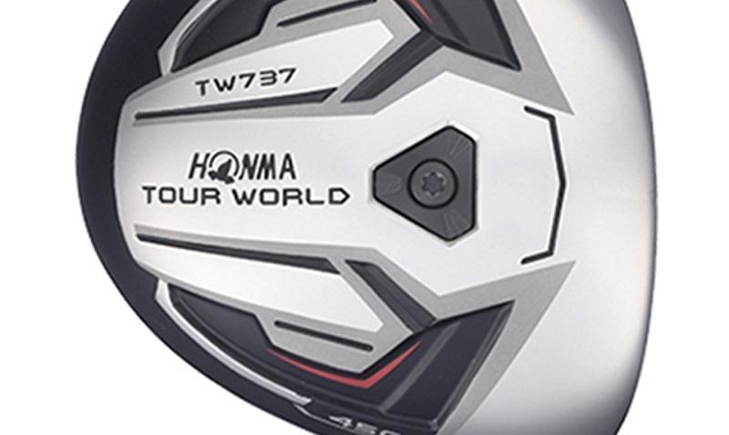 Chi tiết đầu gậy Honma Tour World TW737