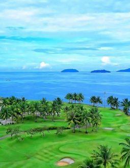 Sân golf BRG Đà Nẵng đẹp nức lòng du khách.
