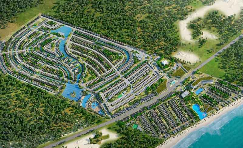 KCN Đô thị & Sân Golf Châu Đức