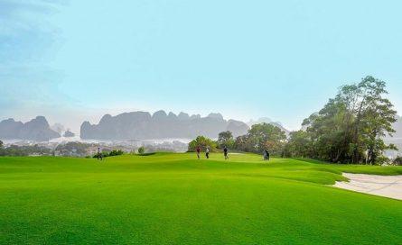 Sân golf Xuân Thủy Gia Lai
