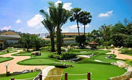 Sân golf mini luôn được nhiều golfer yêu thích