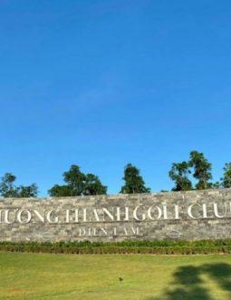 Sân golf Mường Thanh đi vào hoạt động năm 2019