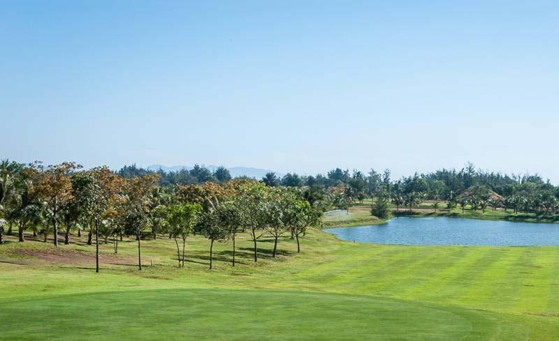 Paradise Golf Resort Vũng Tàu đẹp thơ mộng