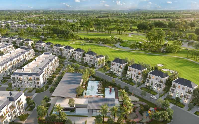 Sân golf West Lake đón đầu xu hướng nghỉ dưỡng ven đô đang được yêu thích