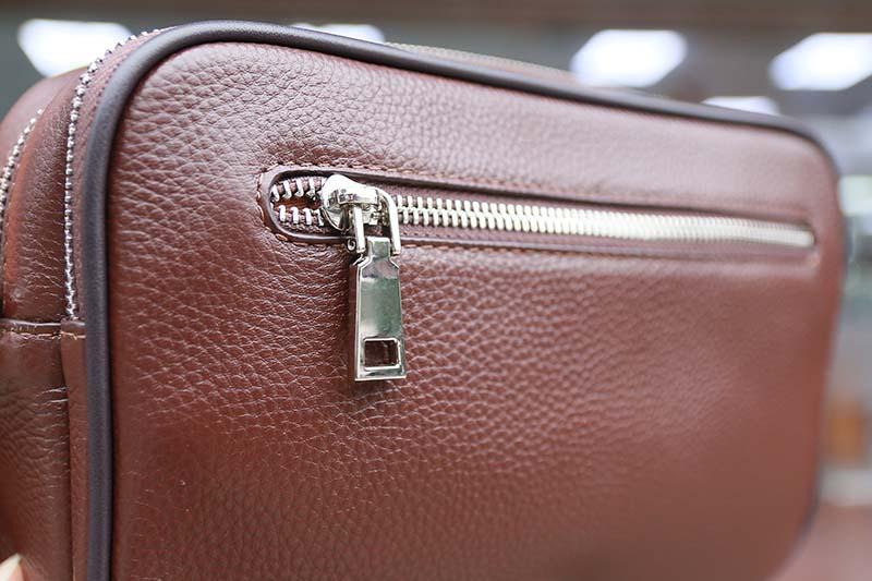 Túi được làm từ là 1 trong 12 loại da quý giá và đắt đỏ bậc nhất