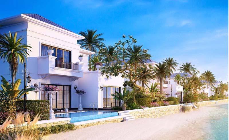 Vinpearl resort có view hướng biển ấn tượng