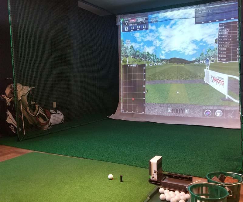 Phòng golf 3D mang tới cho người chơi nhiều lợi ích về thời gian và tiền bạc