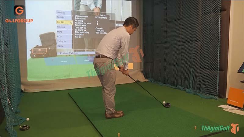 Golf 3D từ lâu đã là mô hình chơi golf quen thuộc ở các nước như Hàn Quốc, Nhật Bản hay Mỹ, Đức,…