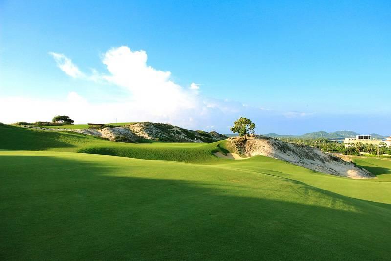 Giai đoạn tới Vũng Tàu có thể còn xuất hiện nhiều sân golf tiêu chuẩn