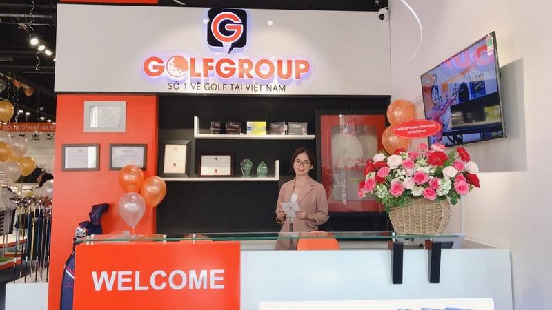 Golf Group là showroom lớn nhất Việt Nam mua - bán và trao đổi gậy golf cũ
